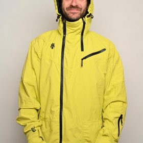 Eco-Friendly Men's Ski Jackets