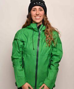 Eco Friendly Ladies Waterproof Jackets