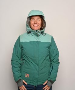 Eco-Friendly Ladies Ski Jackets